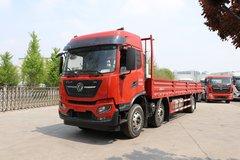 西风商用车 天锦KR 300马力 6X2 9.8米栏板载货车(国六)(DFH1250E) 卡车图片