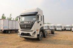 西风商用车 天龙KL重卡 300马力 6X2 9.6米栏板载货车(国六)(DFH1250D2) 卡车图片