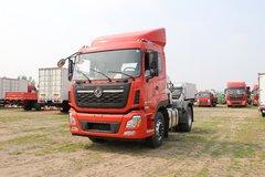 西风商用车 天龙VL重卡 350马力 4X2牵引车(平顶)(国六)(DFH4250A4) 卡车图片