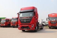 西风商用车 天龙KL重卡 465马力 4X2牵引车(国六)(DFH4180D1) 卡车图片