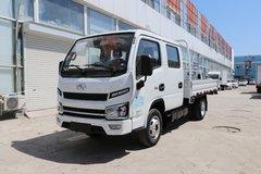 跃进 福运S80 1.5L 113马力 汽油 2.65米双排栏板微卡(SH1033PEGCNS1) 卡车图片