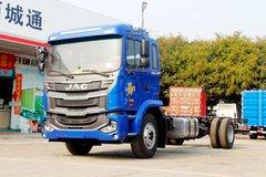 江淮 格尔发A5L中卡 200马力 4X2 7.8米厢式载货车(国六)(HFC5161XXYP3K1A57YS) 卡车图片
