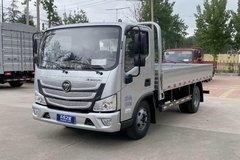 福田 欧马可S1系 156马力 4.17米单排栏板轻卡(银色)(BJ1048V9JD6-F3) 卡车图片