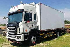 江淮 格尔发K5 240马力 4X2 6.23米冷藏车(HFC5181XLCP3K3A57V)