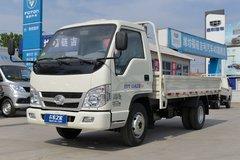 福田期间 小卡之星Q2 1.5L 116马力 汽油 3.67米单排栏板微卡(国六)(BJ1035V5JV5-51) 卡车图片