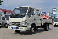 福田期间 小卡之星Q2 1.5L 116马力 汽油 3.05米双排栏板微卡(国六)(BJ1035V4AV5-51) 卡车图片