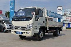 福田期间 小卡之星3 88马力 3.67米单排栏板微卡(BJ1046V9JB5-F1) 卡车图片