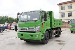 福田 期间金刚H3 160马力 4.35米自卸车(BJ3183DKPEA-FA) 卡车图片