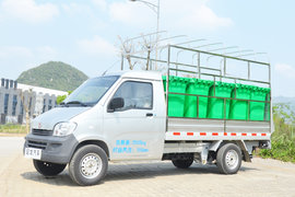 延龙汽车 2.5T 2.8米单排纯电动桶装渣滓运输车41.1kWh