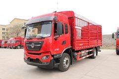 西风商用车 天锦KR 245马力 4X2 6.75米排半仓栅式载货车(DFH5180CCYEX3) 卡车图片