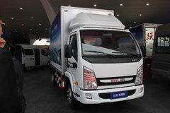 跃进 欧卡K101-33 125马力 4.205米单排厢式轻卡 卡车图片
