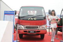 江淮 帅铃K250 92马力 3.1米单排栏板轻卡(HFC1035KD) 卡车图片