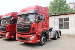 西风商用车 天龙VL重卡 400马力 6X4牵引车(国六)(DFH4250AX13) 卡车图片
