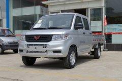五菱 荣光新卡 1.5L 107马力 汽油 2.45米双排栏板微卡(LZW1028SP6) 卡车图片