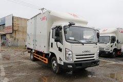 江铃 凯运微弱版 轻载型平凡款 129马力 4.08米单排厢式轻卡(宽体)(JX5042XXYXGC2)