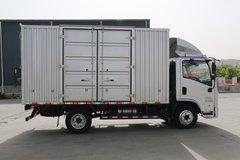 陕汽轻卡 德龙K3000 舒服型 130马力 4.18米单排厢式轻卡(YTQ5040XXYKH331) 卡车图片