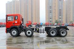 西风华神 T5 轻量化版 300马力 8X4 6米自卸车(EQ3318GFV4) 卡车图片