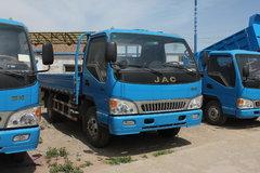 江淮 帅铃 109马力 4.2米单排栏板轻卡(标准版) 卡车图片