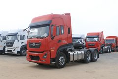 西风商用车 天龙KL重卡 465马力 6X4牵引车(超速档)(DFH4250D3) 卡车图片