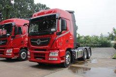 西风商用车 天龙旗舰KX 600马力 6X4牵引车(DFH4250CX7) 卡车图片