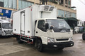 江铃 顺达宽体 116马力 4X2 4.08米冷藏车(国六)(中骥牌)(ZJQ5042XLC)