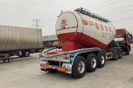 河北宏泰30-50方系列粉粒物料运输半挂车图片