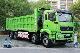 陕汽重卡德龙新M3000电动自卸车图片