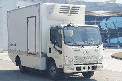 一汽束缚轻卡J6F电动冷藏车图片