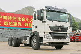 HOWO T5G载货车图片