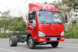 一汽束缚轻卡J6F载货车图片