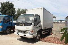江淮 帅铃II 109马力 4.2米单排厢式轻卡(窄体) 卡车图片