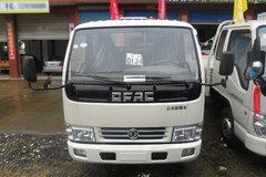 东风 多利卡 75马力 2.7米双排栏板轻卡 卡车图片
