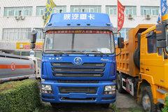 陕汽 德龙F3000重卡 290马力 4X2 牵引车(加强版)(SX4187NR361) 卡车图片