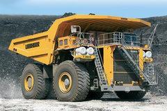 利勃海尔T282B矿山车
