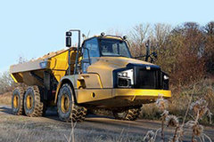 卡特彼勒735B铰接式卡车