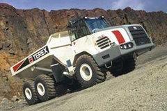 特雷克斯TA30铰接式卡车