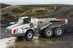 特雷克斯TA35铰接式卡车