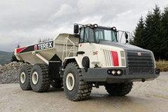 特雷克斯TA40铰接式卡车