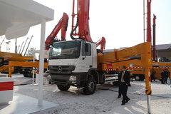 三一 48米混凝土泵车(奔驰底盘)