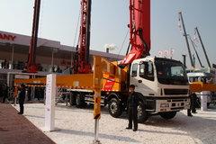 三一 28米混凝土泵车(五十铃底盘)