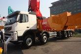 三一 62米混凝土泵车(沃尔沃底盘)