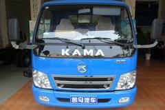 凯马骏威 130马力 4.2米单排栏板轻卡 卡车图片