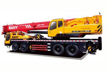 柴机油型号_【汽车起重机报价】三一 75吨吊车(STC75)报价及图片参数_卡车之家