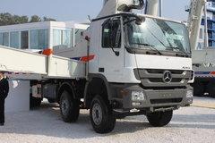中联重科 52米混凝土泵车(奔驰底盘)
