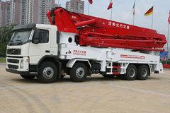 北方交通 47米混凝土泵车