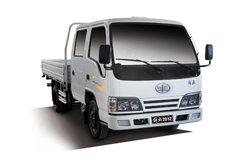 小解放485 109马力 3.6米双排栏板轻卡(2012新款) 卡车图片