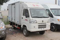 金杯之星 60马力 4X2 汽油 3米厢式微卡(SY1024DB4AL) 卡车图片