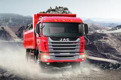 江淮 格尔发K3系列中卡 180马力 4X2 5.3米自卸车(半高顶)(HFC3160KR1ZT) 卡车图片