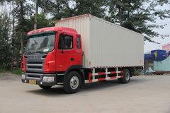 江淮 格尔发A3系列中卡 150马力 4X2 厢式载货车(HFC5131XXYK2R1HT)(亮剑者II中卡) 卡车图片