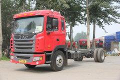 江淮 格尔发K系列中卡 140马力 4X2 栏板载货车(HFC1161K2R1HT)(亮剑者II中卡) 卡车图片